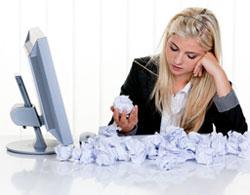 Was tun gegen Schreibblockaden?