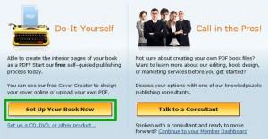 Do-It-Yourself: Ein Buch mit CreateSpace erstellen