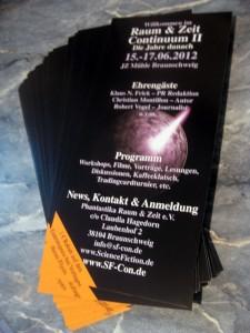 ebokks auf der Science-Fiction-Con in Braunschweig