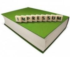 Impressumspflicht für Selbstverleger