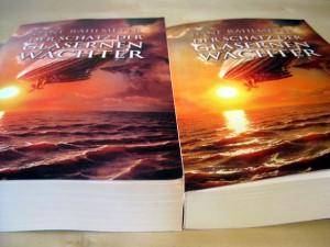 Vergleich: Proof und endgültige Version des Buchs