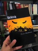 """""""Kürbissig"""": ein farbiges Taschenbuch mit CreateSpace"""
