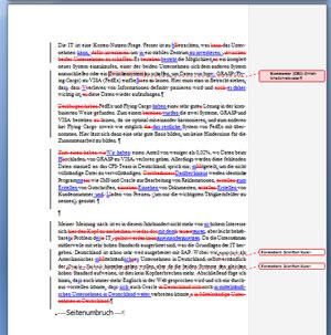 Korrigiertes Manuskript