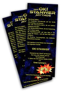 Flyer Oki Stanwer Mythos