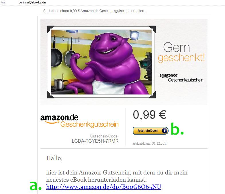 Amazon Gutschein Bücher