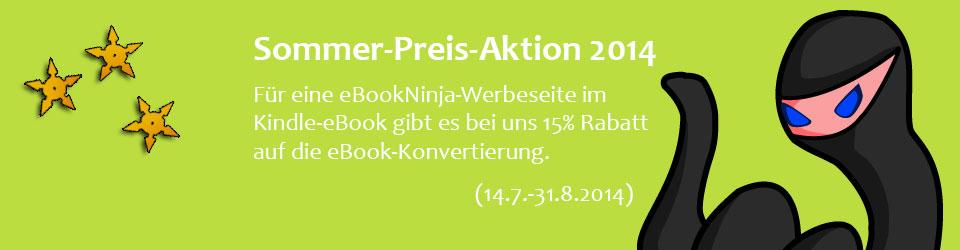eBook erstellen - professionell und günstig