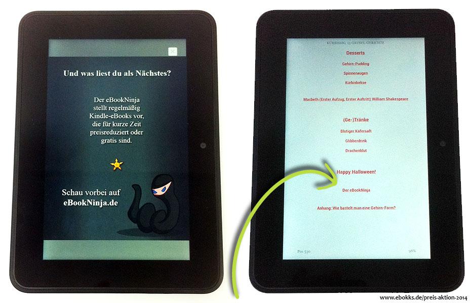 eBook erstellen: Rabatt-Aktion