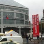 Buchmesse in Frankfurt 2014