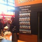 Literaturnobelpreis Buchmesse in Frankfurt