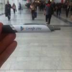 Google-Kugelschreiber