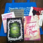 Bücherpaket der Selfpublisher Buchmesse