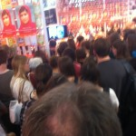 Sebastian Fitzek auf der Buchmesse
