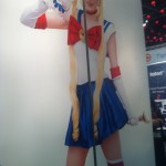 Sailor Moon Buchmesse