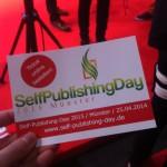 Selfpublishing Day 2015 auf der Buchmesse