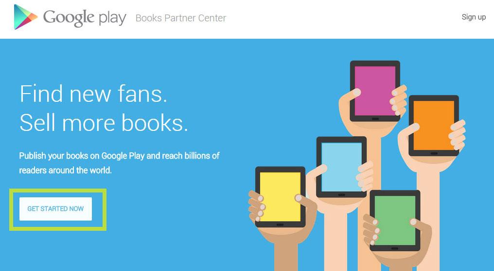 Google Play eBooks