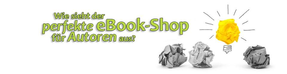 eBook-Shop für Selfpublisher (Umfrage)