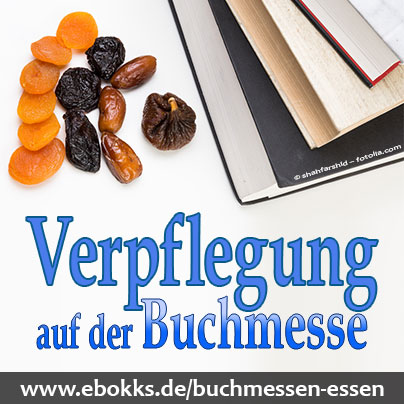 Ernährung auf der Frankfurter Buchmesse