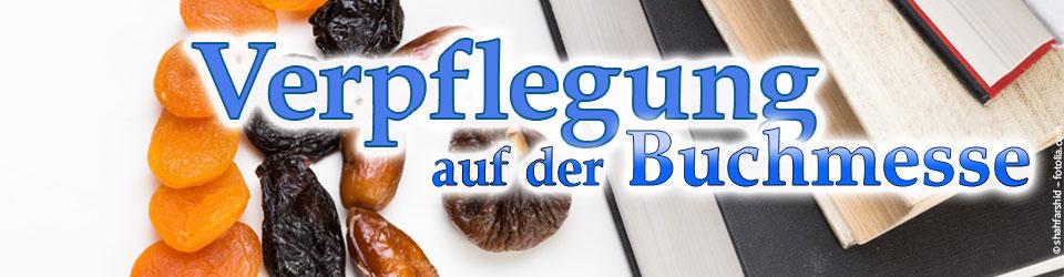 Ernährung und Buchmesse