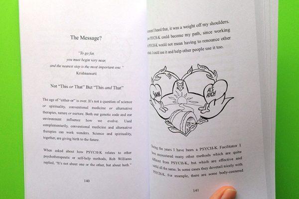 Grafiken in Brunhild Hofmanns Buch Everyday Psych-K