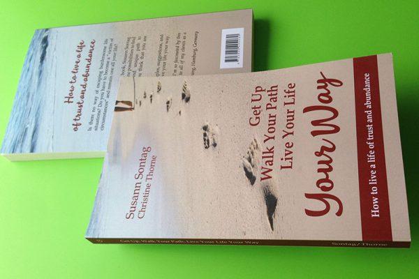 """Umschlag von Susann Sontags Buch """"Your Way"""""""