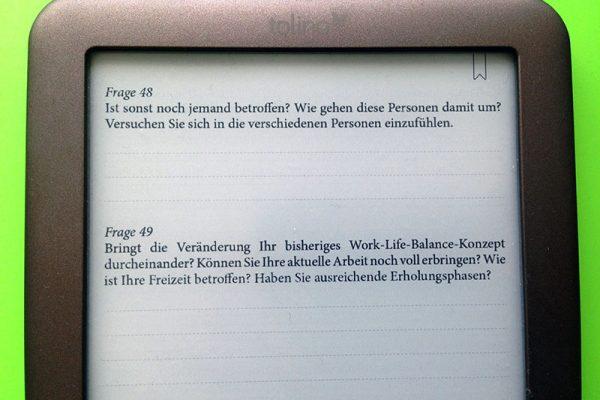 Ihr Zielnavi von Susanne M. Bleim