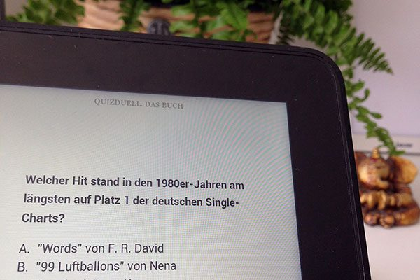 Quiz-Duell, das eBook
