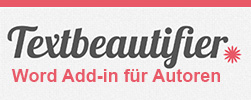 Textbeautifier: Word Add-In für Autoren