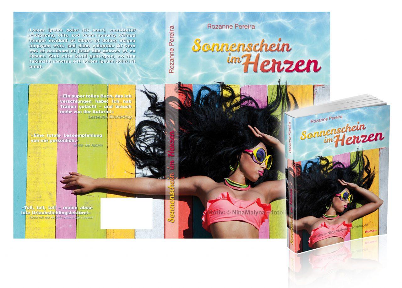 "Premade-Cover/Umschlag ""SummerVibes"""