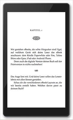 Vellum eBook: Layout 6