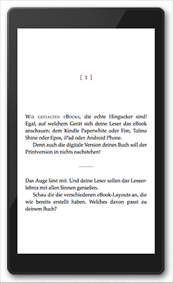 Vellum eBook: Layout 7