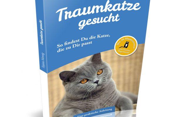 """Das Buch """"Traumkatze gesucht"""" von Tatjana Mennig"""
